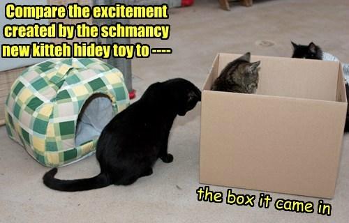box Cats cute toys - 8143580416