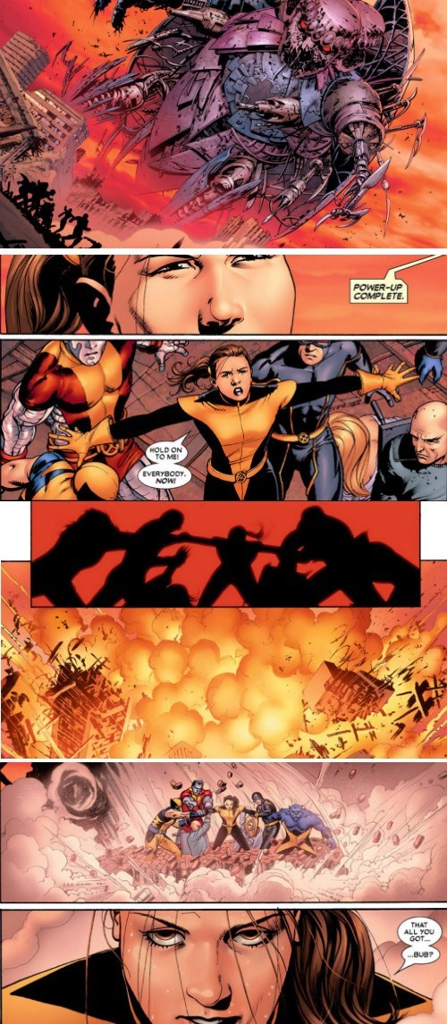 kitty pryde x men Straight off the Page - 8143600640