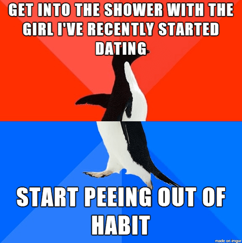 socially awkward penguin,socially awesome awkward penguin,socially awesome penguin,dating