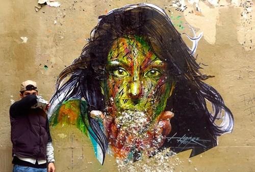 Street Art hacked irl - 8143662336