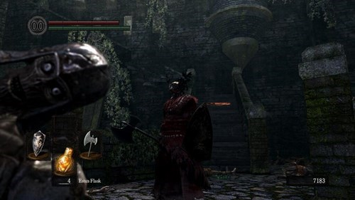 photobomb dark souls - 8143741952