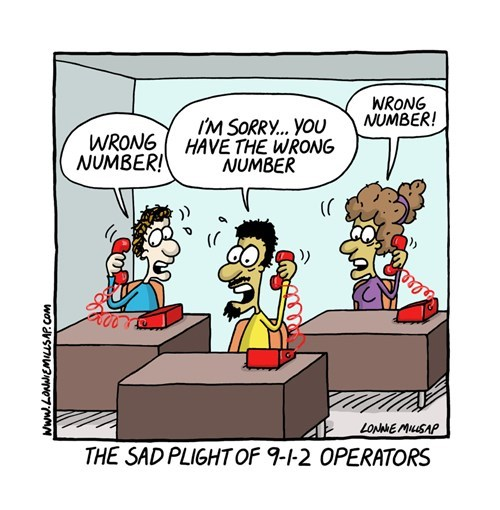 phone web comics operators - 8143754240