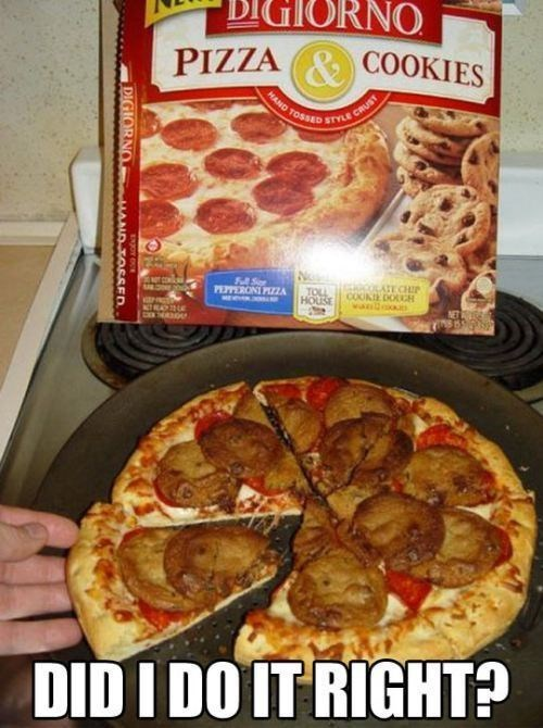 cookies food digiorno dinner pizza - 8143875072