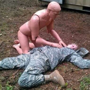 army emergency cpr military - 8143942656