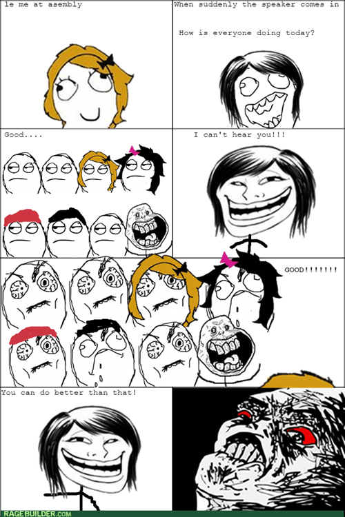 assembly trollface school - 8144786432