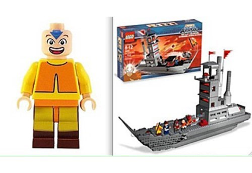 lego,the last airbender,Avatar