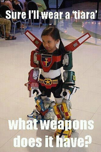 cosplay,kids,voltron