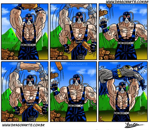 bane batman web comics - 8146019584