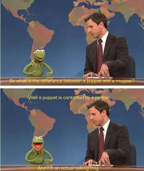 kermit the frog muppets SNL - 8146663680