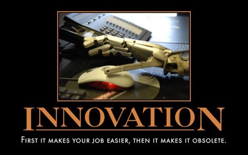 work,robots,innovation