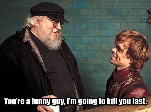 grrm Game of Thrones tyrion lannister