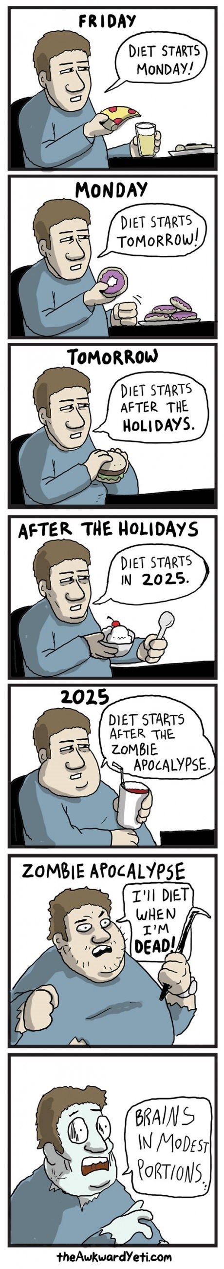 diet sad but true diets web comics - 8147238144