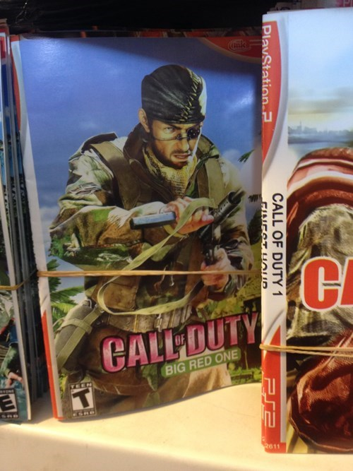 wtf,list,iraq,video games,knockoffs,seems legit