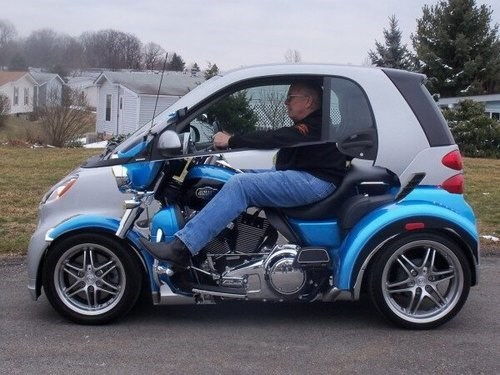 smartcars motorcycles cars - 8147293696