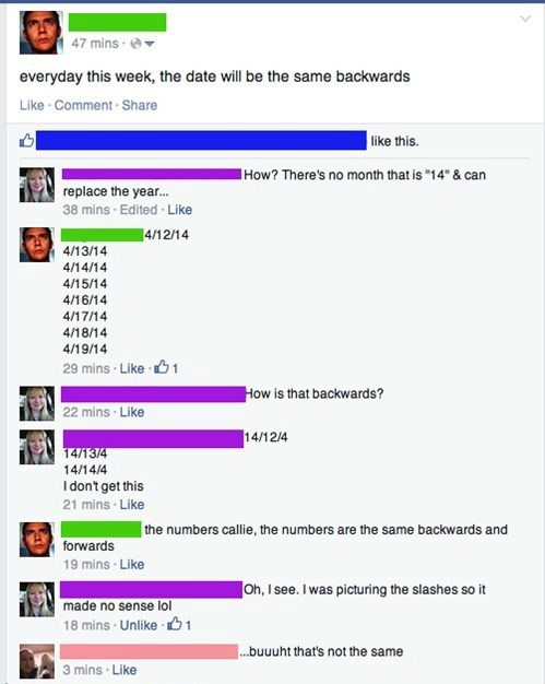 date,palindrome,genius,failbook,g rated