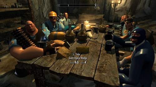 steam mods Team Fortress 2 Skyrim - 8147384320
