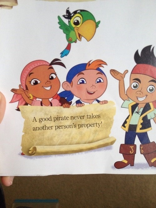 Disney Doesn't Understand Pirates