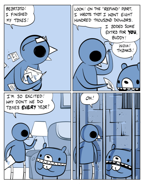 taxes,web comics