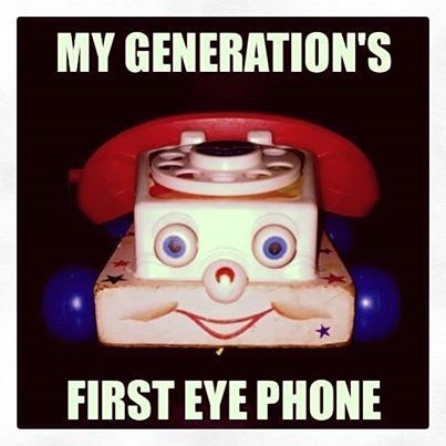 toys kids nostalgia phone parenting iphone - 8147543040