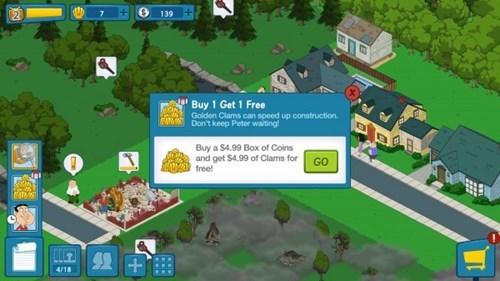 family guy mobile games - 8147570944
