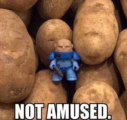sontaran doctor who potatoes strax - 8147641344
