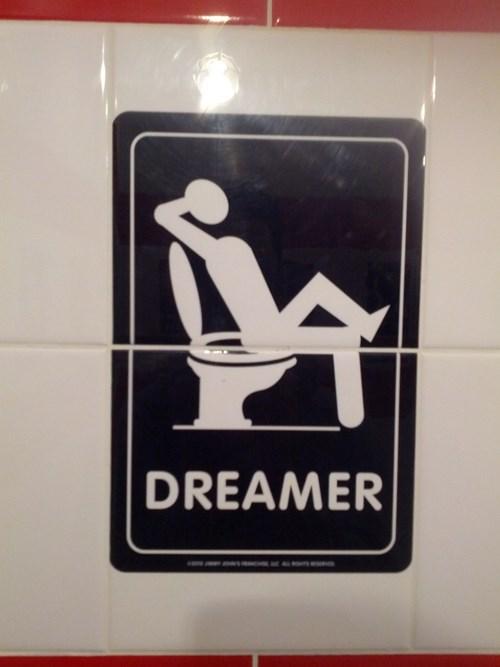 Signage - DREAMER