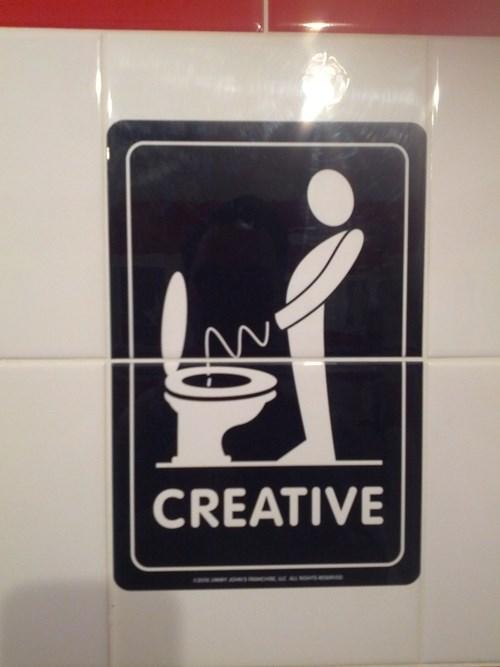 Signage - CREATIVE