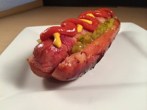 hot dog diabetes diabeetus food