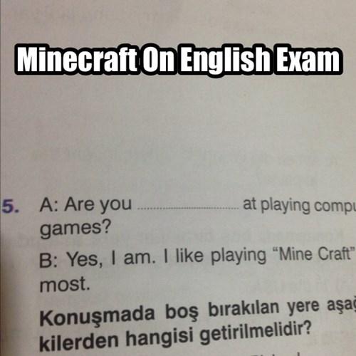 wtf english exam funny - 8148468736