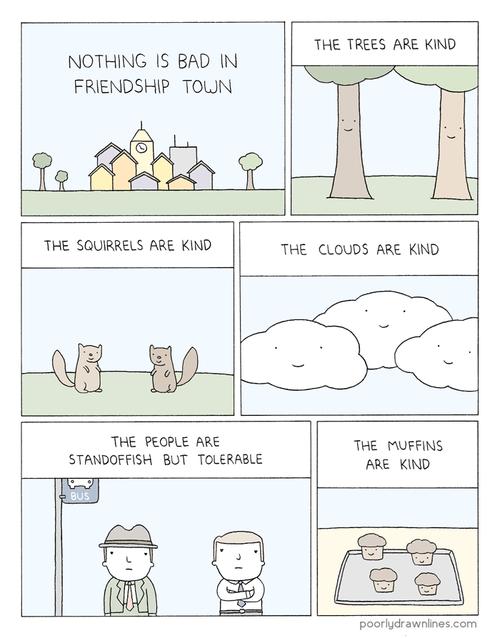 friendship food web comics - 8148627456