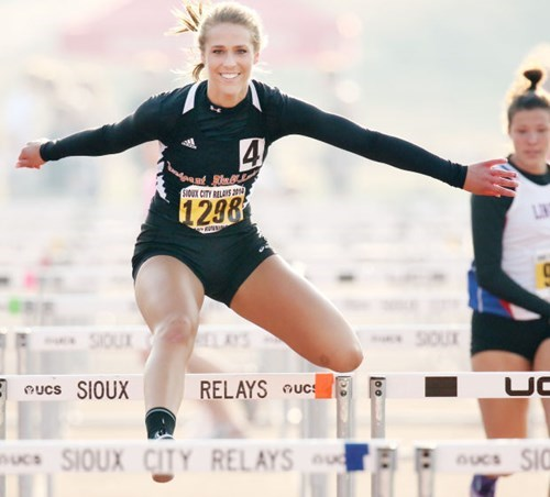 hurdler,ridiculously photogenic,Photo