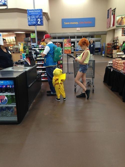ash ketchum Pokémon parenting pikachu Walmart