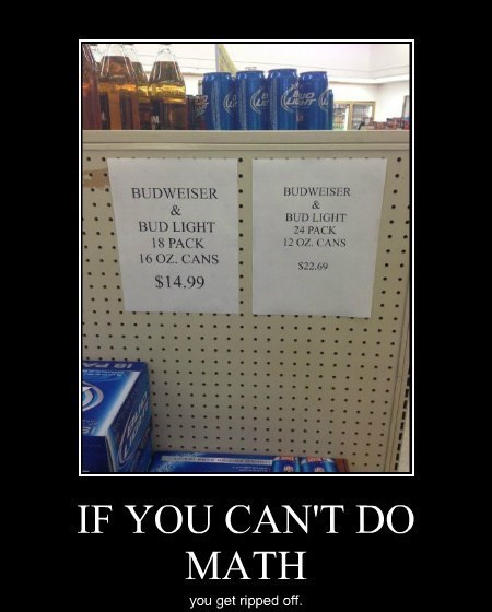 beer math funny store - 8148741376