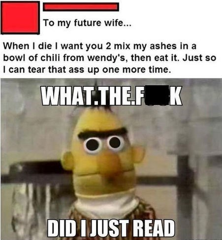 wtf wife sexy times funny - 8148745472