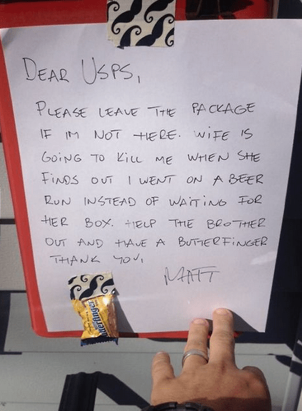beer,note,package,funny