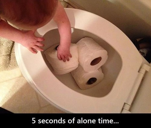 baby toilet paper parenting bathroom toilet - 8149034240