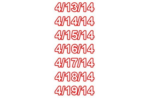 dates palindrome week - 8149131776