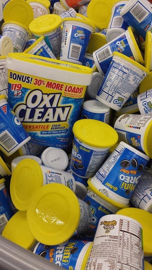 oxi-clean oreo - 8149189888