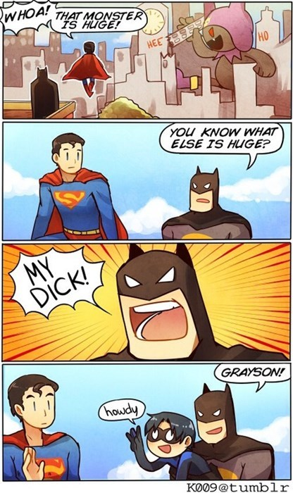 robin puns batman web comics - 8149265152