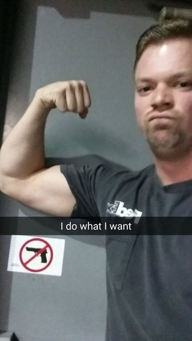 guns do you even lift gun show muscles - 8149325056