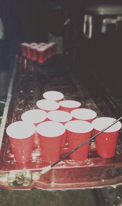 beer pong truck funny - 8149380096