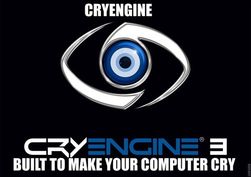 computers cryengine graphics pcs