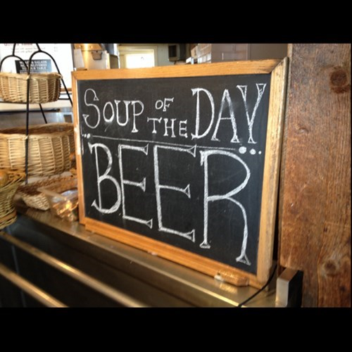beer soup funny - 8150442240