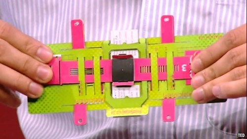 awesome paper microscope invention science - 8150700800