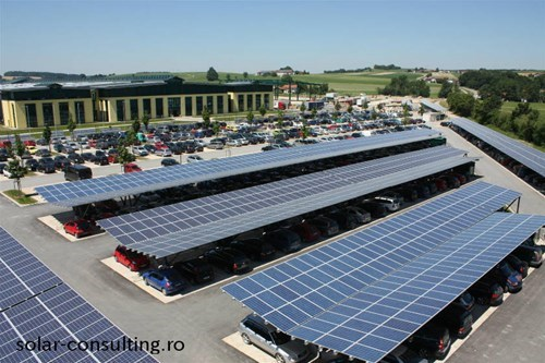 cars solar energy Photo