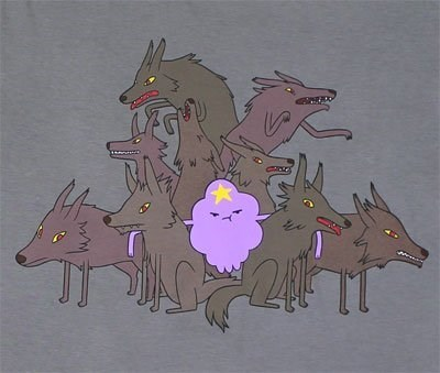 Don T Mess With The Wolf Pack Cartoons Anime Anime Cartoons Anime Memes Cartoon Memes Cartoon Anime