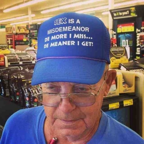 poorly dressed puns hat - 8150837760