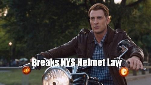helmet captain america motorcycle - 8150855168