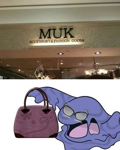 fashion Pokémon style muk - 8150978048