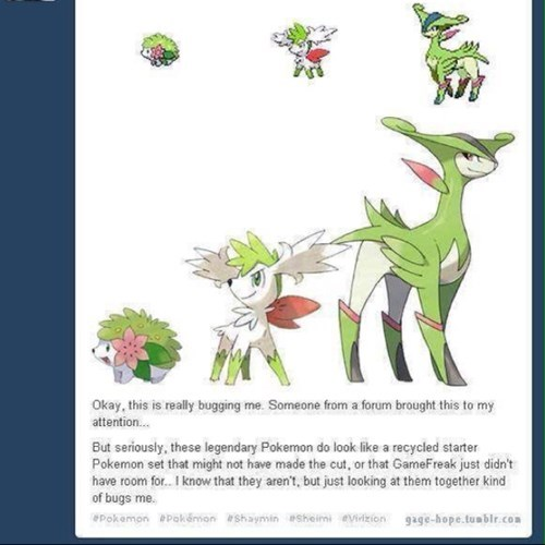 Pokémon,legendaries,grass